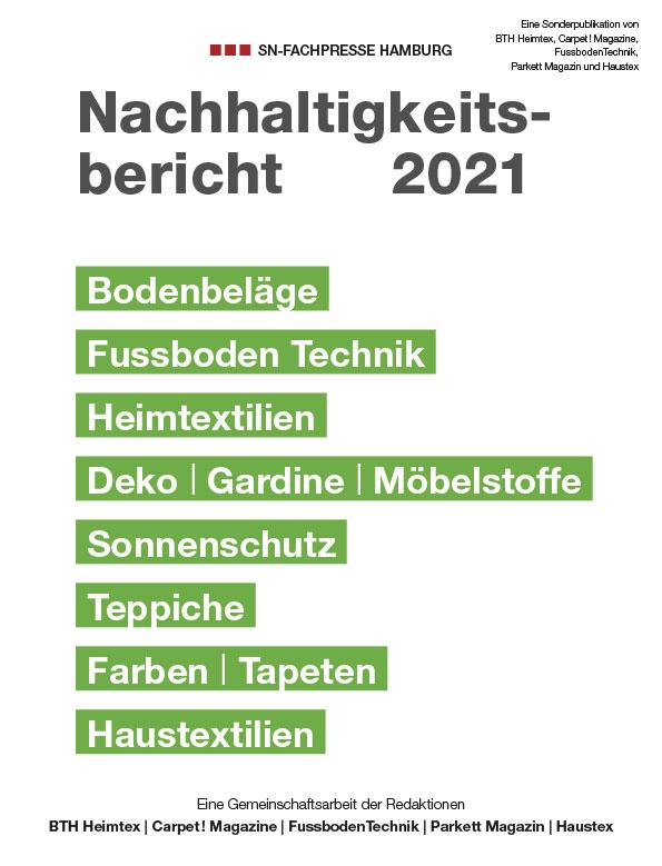 Nachhaltigkeitsbericht 2021
