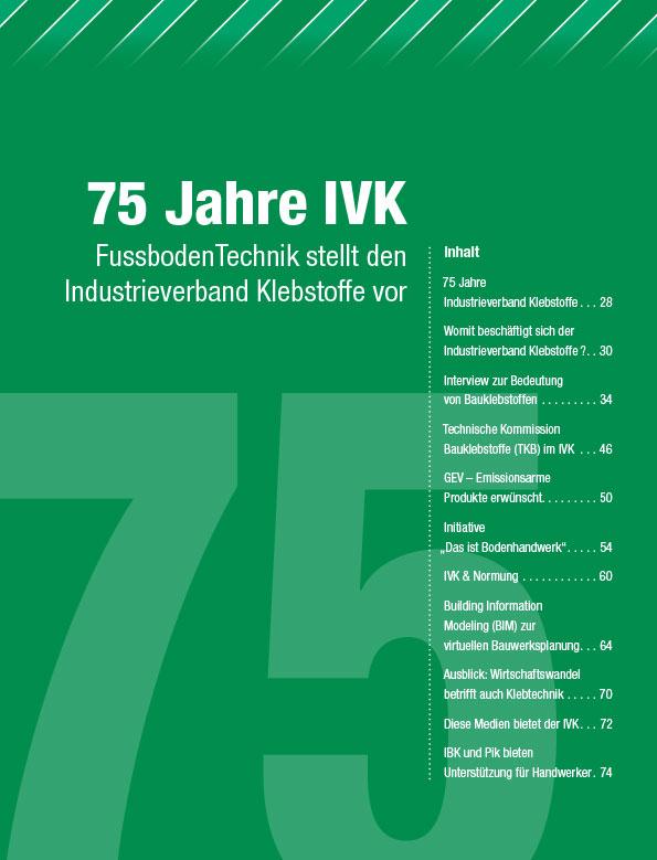 75 Jahre IVK