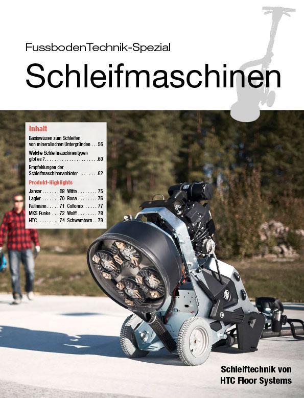 Schleifmaschinen-Spezial