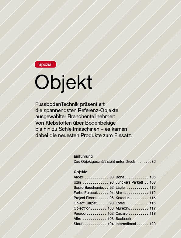 Objekt-Spezial